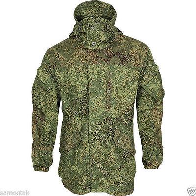 Jacket Gorka-3 camo pixel flora for summer made by SPLAV, RU special forces