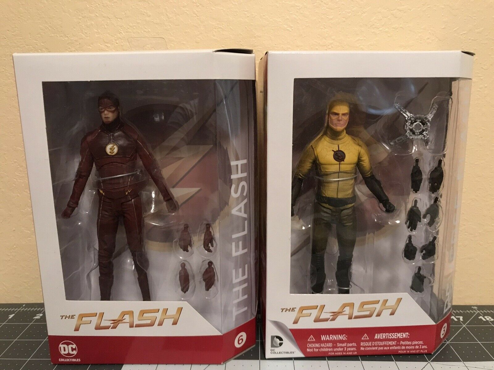 The Flash DC Collectibles The CW TV series Action Figure New