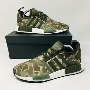 953fde0978db NEW  Adidas Original NMD R1 Camoflage (Men Size 9) Running Sneakers ...