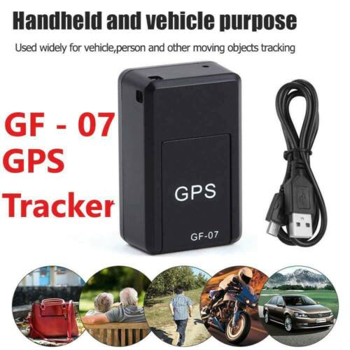 Mini GPS Tracker Anti-theft Device Smart Locator Voice Strong Magnetic RecorderL