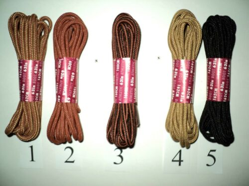 NEW 84 INCH WORK BOOT SHOELACE COLORS SHOE LACE LOGGING MENS WOMENS STRINGS BOYS