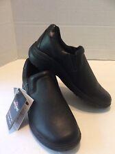 c49b9a2e512 item 4 Safe T Step Slip Resistant Women s Size 6 1 2W Black Shoes -Safe T  Step Slip Resistant Women s Size 6 1 2W Black Shoes