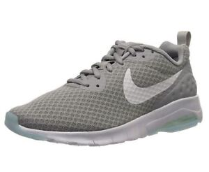 the best attitude 679df 158f9 Image is loading NIKE-AIR-MAX-MOTION-LW-WOLF-GREY-WHITE-