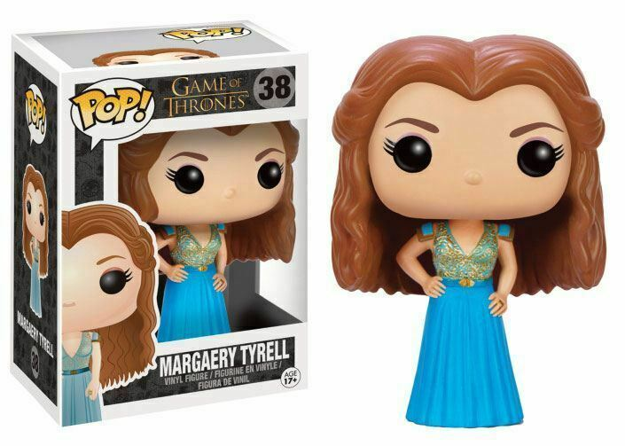 FUNKO POP  GAME OF THRONES MARGAERY TYRELL (VAULTED)