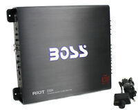 NEW BOSS AUDIO R3004 1200W 4 Channel Car Amplifier Power Stereo Amp+Remote