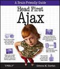 Head First Ajax by Rebecca M. Riordan (Paperback, 2008)