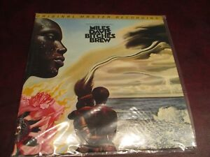 87222aba8a8 Image is loading MILES-DAVIS-MFSL-BITCHES-BREW-AUDIOPHILE-LIMITED-EDITION-