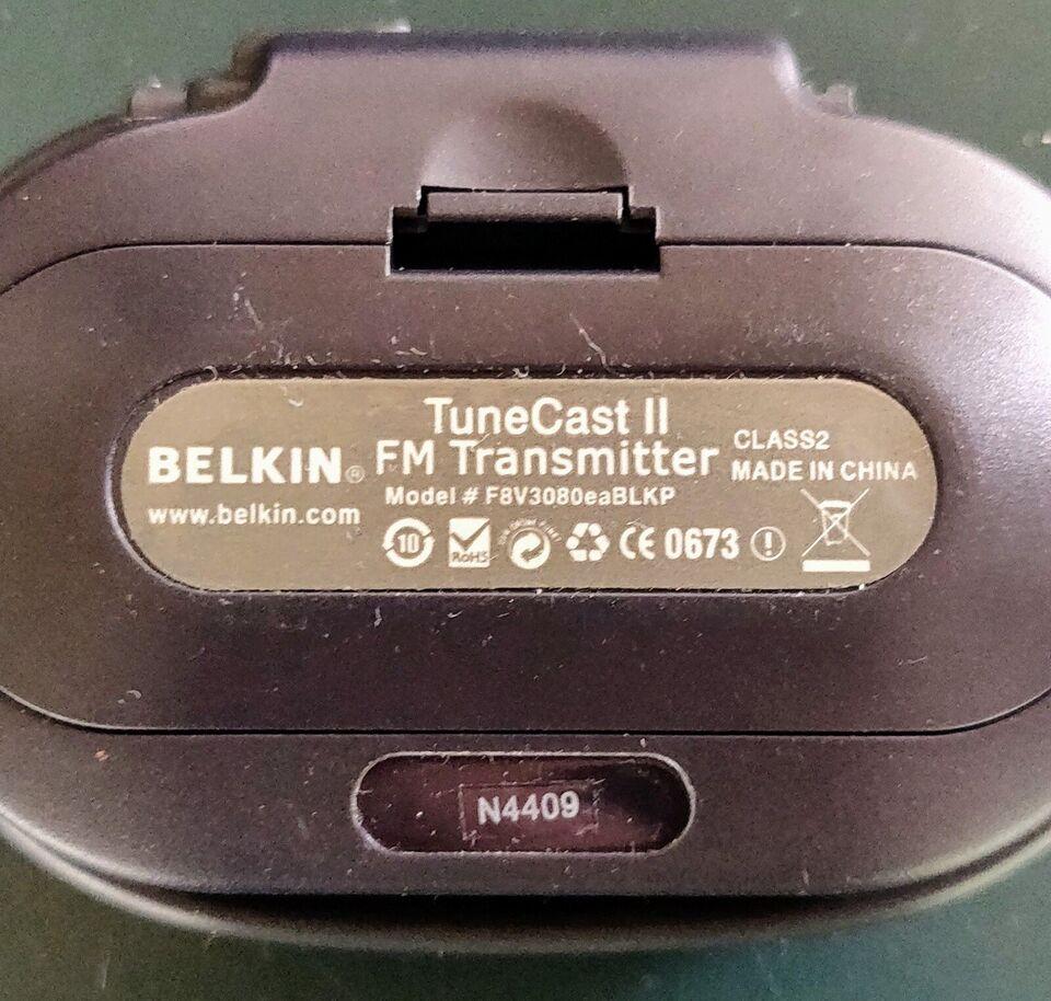 andet mærke Belkin, FM-sender