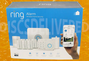 Ring Alarm Wireless 10 Piece Security System No Long Term
