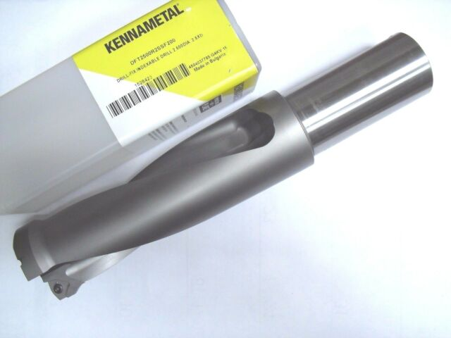 Dft2500r2ssf200 Kennametal Indexable Drill