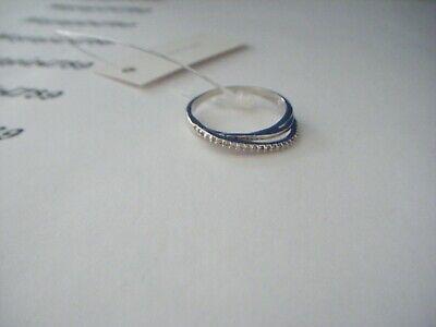 Lia Sophia Seaport Ring Size 7