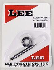 LEE CASE LENGTH GAUGE /& #2 SHELL HOLDER 6.5MM CARCANO 90043 LEE 90043