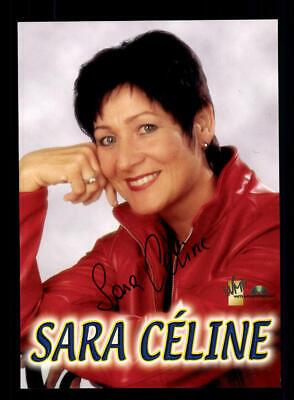 Autogramme & Autographen FleißIg Sara Celine Autogrammkarte Original Signiert ## Bc 146985 Geeignet FüR MäNner Frauen Und Kinder