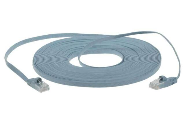 5 ft Premium CAT6 Ultra Flat Ethernet Network Cable