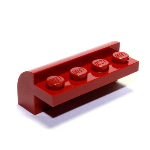 LEGO Bausteine & Bauzubehör 6081 LEGO 1x Stein 2x4x1 1/3 gerundet dunkelrot Baukästen & Konstruktion