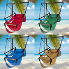 Hammock Hanging Chair Air Deluxe Outdoor Chair Solid Wood 250lb