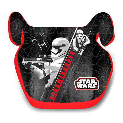 Star Wars Childs Car Booster Seat Group, Star Wars Car Seat