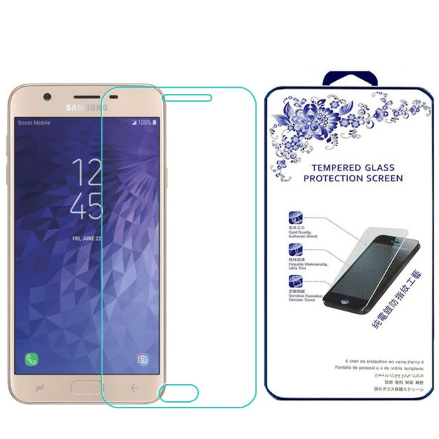 For Samsung Galaxy J7 Refine 2018 Tempered Glass Screen Protector