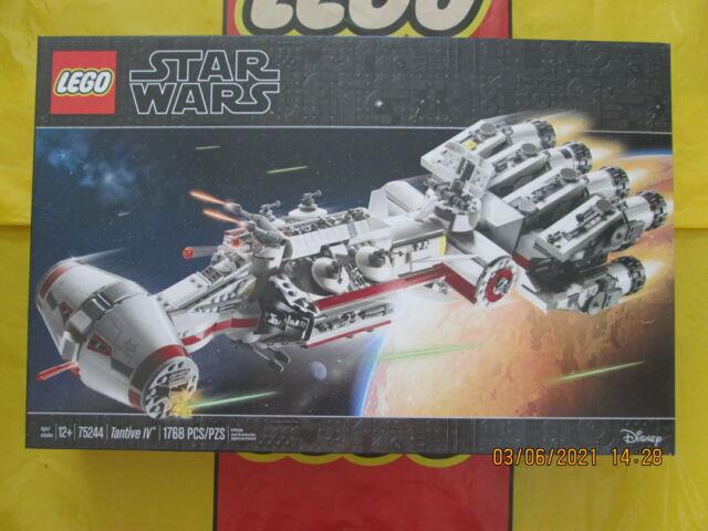 LEGO Star Wars: Tantive IV (75244) - New & Sealed