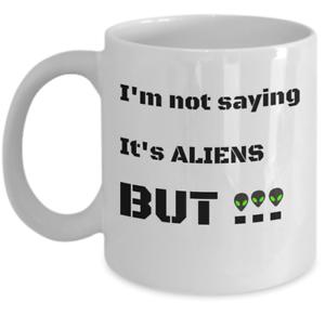 Area 51 Director of Operations Funny Glossy Magic Mug