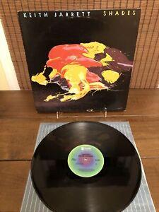 "Jarrett, Keith ""Shades""   ABC Impulse ASD 9322  - Jazz Vinyl -LP"