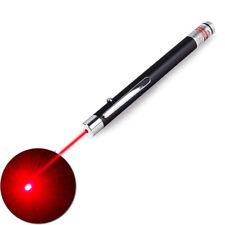 MILITARE 16.1km 1mW 650nm GRADO VISIBILE Raggio Luce Rosso Puntatore Laser Pen