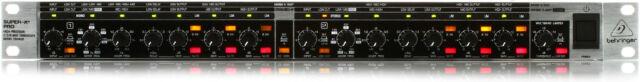 Like N E W Behringe Super-X Pro CX3400 Crossover Dealer! Open Box Never Used!