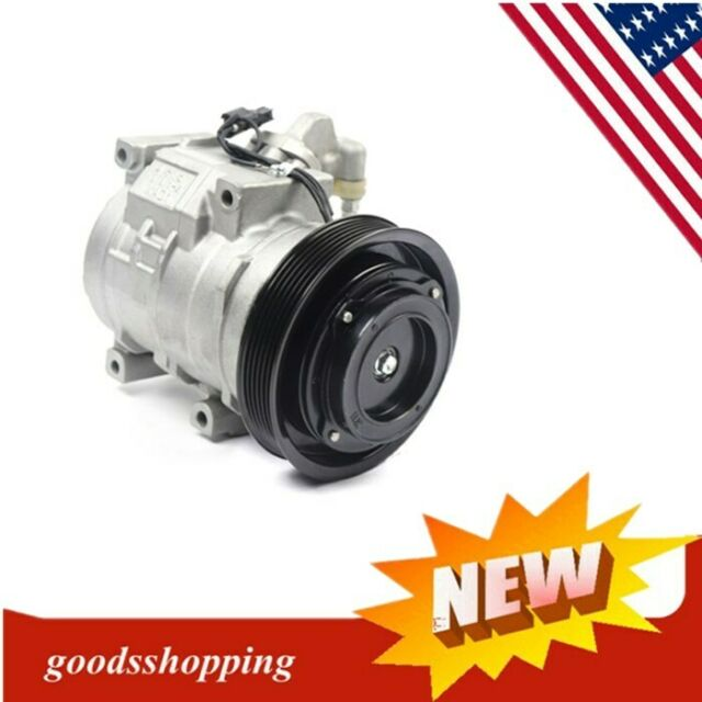 For Acura MDX 2014 2015 AC Compressor W/ A/C Repair Kit