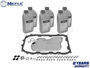 BMW MEYLE AUTOMATIC TRANSMISSION GEARBOX HYDRAULIC PAN SUMP FILTER