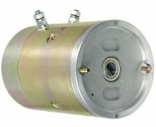 New Replacement Motor for Meyer E60 and E57 Plow Pumps Double Ball Bearings