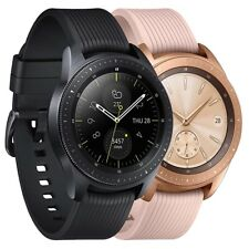 Samsung Galaxy Watch R810 Smartwatch 42mm rose-gold Fitnesstracker Armbanduhr