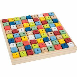 "Buntes Sudoku /""Educate/"""