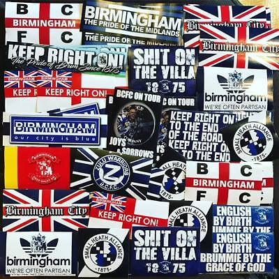 BIRMINGHAM CITY FOOTBALL CLUB SUPPORTERS SCARF