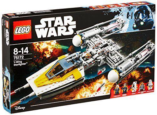 New LEGO Star Wars Y-wing Starfighter 75172