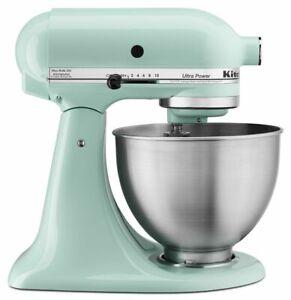 KitchenAid-KSM95IC-Ultra-Power-Stand-Mixer-Ice-Blue