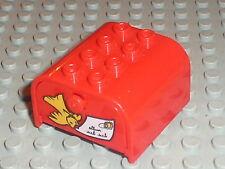Boite aux lettres LEGO Belville / Mickey mailbox ref 33325 / 5862 4167 & 4165