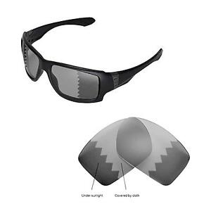 64c699011ada5 Image is loading Walleva-Polarized-Transition-Photochro-mic-Replacement- Lenses-4-