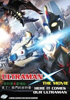 Ultraman X The Movie : Here It Comes Our Ultraman Dvd With English Subtitle