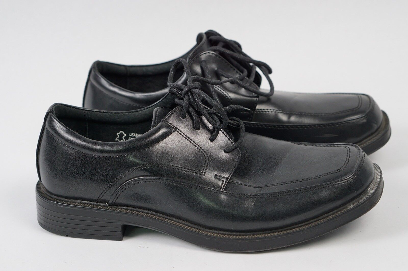 Men's Dexter Comfort Spencer Casual Oxford 149523 Black Work Casual Spencer Shoes Size 7.5 a5b9b3