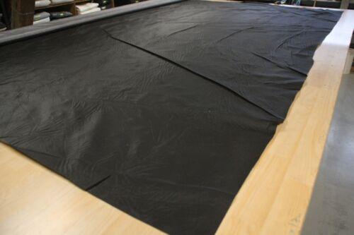 2,00 € medida camiones 3,00 €//m² 200g//m² negro Airtex Classic lona cobertora lona dif
