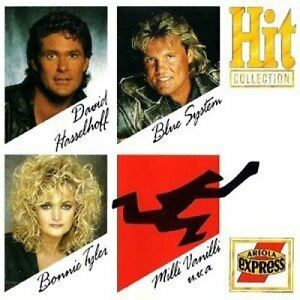 Hit-Collection-2-1991-BMG-AE-David-Hasselhoff-Blue-System-Modern-Tal-CD
