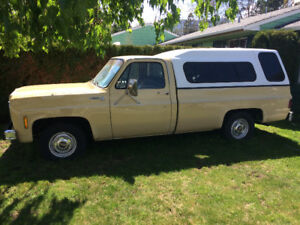 1977 Chevrolet C10 Deluxe ***ORIGINAL OWNER*** A RARE FIND!