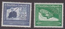Germany 1938  #C59-60 Zeppelin (Set of 2) - MNH