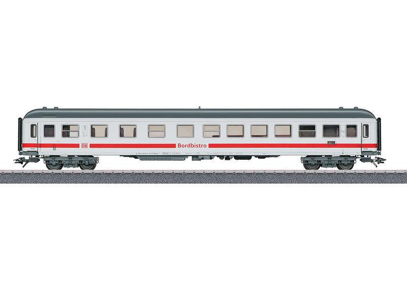 Märklin 40502 40502 40502 Personenwagen Intercity Bistrowagen 2.Kl. DB AG H0  | Überlegene Qualität  f95dd7