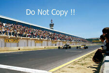 Ayrton Senna JPS Lotus 98T Winner Spanish Grand Prix 1986 Photograph 4