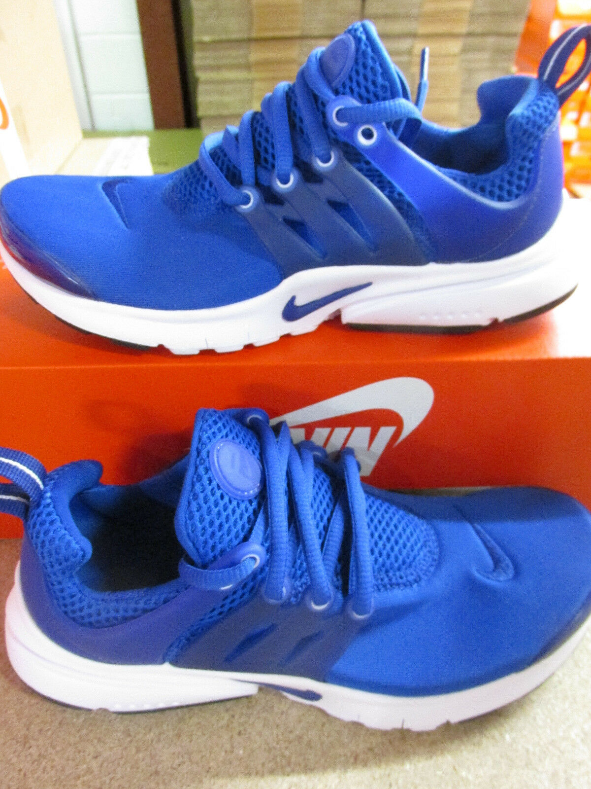Nike 833875 Presto (Gs) Jugend Laufschuhe 833875 Nike 441 Turnschuhe 7b9124