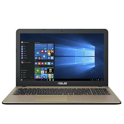 "ASUS X540LA-XX004T 15.6"" Multimedia Laptop AMD E1-7010, 4GB RAM, 1TB HDD, Win 10"