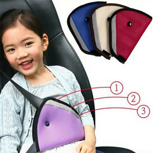 Safe Fit Thickening Car Safety Belt Adjuster Device Baby Child Protector JB