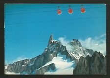 AD7742 Aosta - Provincia - Catena del Monte Bianco - Cabinovia