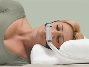 NEW-Premium-CPAP-Pillow-Side-Sleepers-Sleep-Apnea-Memory-Foam-Free-Cover